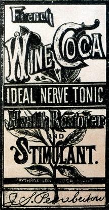 Wine Coca 1886