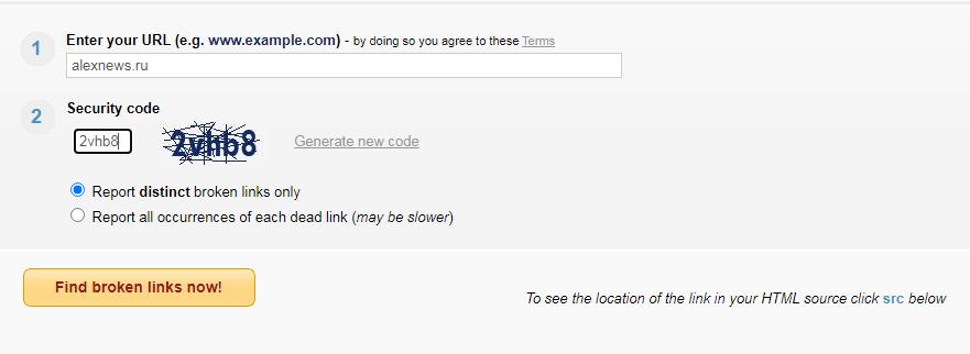 Как найти и исправить битые ссылки на сайте