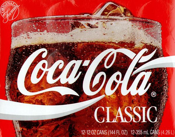 Coca-Cola в рекламе