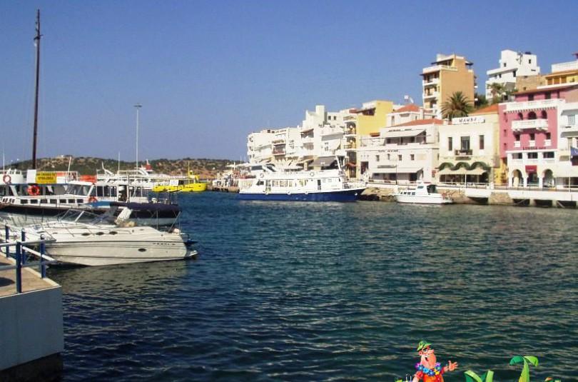 Поездка на Крит. Отель Сенсимар Си Сайд (Sea Side). Кносский дворец и другое