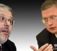 Делягин и Хазин по радио
