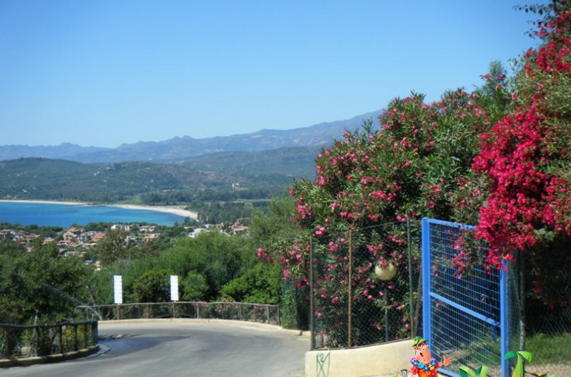Наше путешествие на Сардинию. Отель Arbatax Park Resort, Арбатакс