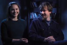 Ритарта и Егор Красный Декор, «блогеры-троцкисты», живущие в Новой Зеландии